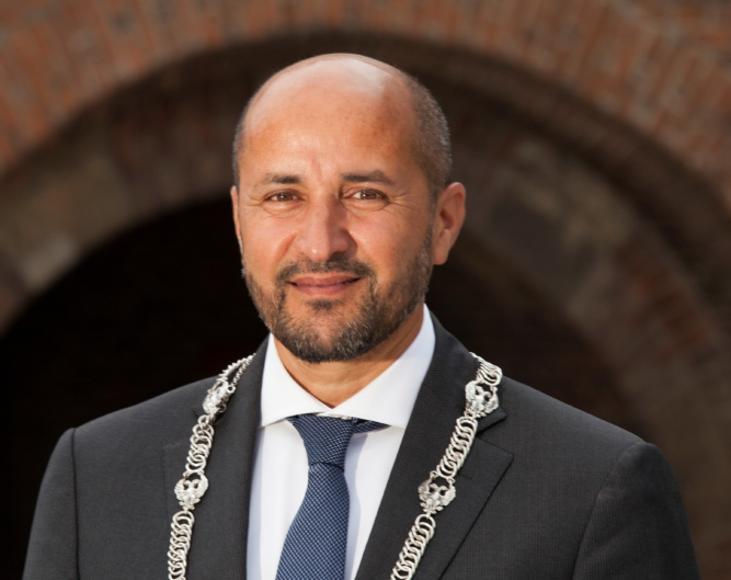 Burgemeester Marcouch